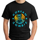 New Korean Zombie33 Chan Sung Jung Mma Black T-Shirt Size M-3XL image