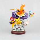 Pokemon Monster Pikachu Charizard Mew 19CM Kids Action Figures In Box