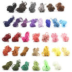Wholesale 10 Yd 3mm Suede Leather Thread Necklace Jewelry String Diy Making Cord