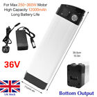 UK E-bike Lithium Li-ion Battery 24V 36V 48V 12Ah 350W for Electric Bicycles