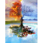 5D Diamond Painting Embroidery Cross Crafts Stitch Kit Home Room Decor DIY Gifts