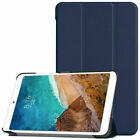 For XiaoMi Mi Pad 4 Magnetic Heavy Duty PU Leather Hybird Smart Wake Case Cover