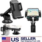 Universal Cell Phone Car Mount Windshield Dashboard Suction Cup, CD Slot Holder