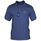 Official Licensed Ford Performance Racing Team Men's Pocket Logo Polo Shirt