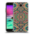 HEAD CASE DESIGNS INTRICATE PAISLEY GEL CASE FOR LG PHONES 1