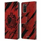 MONSTER HUNTER WORLD LOGOS LEATHER BOOK WALLET CASE COVER FOR SAMSUNG PHONES 1