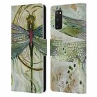 STEPHANIE LAW IMMORTAL EPHEMERA LEATHER BOOK WALLET CASE FOR SAMSUNG PHONES 1