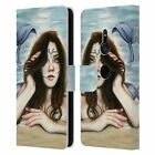 OFFICIAL SELINA FENECH MERMAIDS 2 LEATHER BOOK CASE FOR SONY PHONES 1