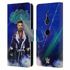 OFFICIAL WWE BOBBY ROODE LEATHER BOOK WALLET CASE FOR SONY PHONES 1