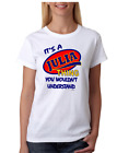 Bayside Made USA T-shirt It's A Julia Thing You Wouldn't Understand