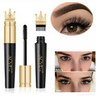 4D Silk Fibre Mascara Eyelash Extension Volume Long Lasting Waterproof Beauty