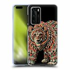 OFFICIAL BIOWORKZ COLOURED WILDLIFE 1 GEL CASE FOR HUAWEI PHONES