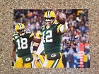 Aaron Rodgers 8x10 autographed photo RP