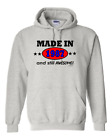 Made 1987 Still Awesome Born Birthday Gildan Pullover Hooded Hoodie Sweatshirt