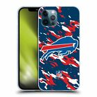 OFFICIAL NFL BUFFALO BILLS LOGO SOFT GEL CASE FOR APPLE iPHONE PHONES