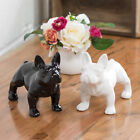 Small Standing French Bulldog Ornament Statue Figurine Decoration Figure Gift