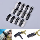 12X Awning Clamp Tarp Clips Snap Hangers Tent Camping Survival Tighten Jx