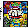 Marvel Super Hero Squad: The Infinity Gauntlet (Nintendo DS)CASE AND MANUAL ONLY