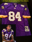 NEW HARD 2 FIND! Randy Moss Minnesota Vikings Men's M&N HOME Retro Jersey on eBay