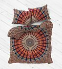 Styles Mandala Bedding Set Hippie Boho Bed Cover Indian Tapestry Wall Dorm Decor image