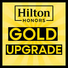 🍒Hilton Gold Status Upgrade | 90 Day Trial + Diamond Fast Track 🍒