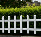 New Garden Fence Outdoor Yard Fencing Steel Reinforced Pvc 10 Ft (local Sale)