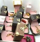 JUICY COUTURE CHARMS & JAY STRONGWATER CHARMS IN TAGGED BOXES image