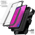 T-Mobile Revvlry / Revvlry+ Plus Clip Holster Stand Case Cover SCREEN PROTECTOR