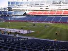 2 New England Patriots V Pittsburgh Steelers Tickets 9/8 LOW ROW 100s SIDELINE! on eBay