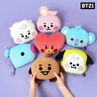 BTS BT21 Official Authentic Goods Baby Flat Face Cushion + Tracking Number