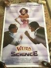 Retro Movie Poster 1985 Weird Science  Michael Anthony Hall