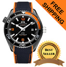 Men's Swiss Made SeaMaster Homage Watch Self Wind Automatic With Rotating Bezel image