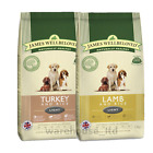 James Wellbeloved Light Lamb, Turkey & Rice Dog Food 1.5kg