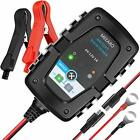 12 Volt Battery Charger 6 for Car Vehicle Maintainer Truck Marine ATV SUV Best A