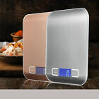 Digital Kitchen Scale Electronic Food Weighing for Cooking Diet 0.1g to 5kg/10kg