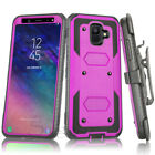 Samsung Galaxy A6 A10e S10e J2 Dash Core Pure Clip Holster Case SCREEN PROTECTOR