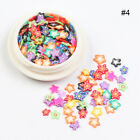 3D Nail Art Soft Polymer Clay Fruit Slices Cartoon Nail Art Stickers Decorations