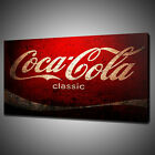COCA COLA MODERN DESIGN CANVAS PICTURE PRINT WALL HANGING ART HOME DECOR £27.71  on eBay