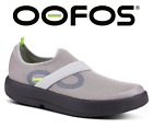 🔥OOFOS OOMG MEN'S RECOVERY FOOTWEAR IMPACT ABSORPTION SHOES BLACK GRAY - NEW!