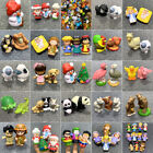 Lot Fisher Price Little People CHRISTMAS Holiday Zoo Animal Disney figure toys