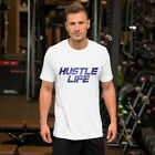 Hustle Life Blueface Hundreds Graphic Tee