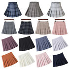 Внешний вид - Women Fashion Summer high waist pleated skirt Wind Cosplay skirt kawaii XS-3XL