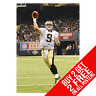 DREW BREES NEW ORLEANS SAINTS POSTER PRINT A3 A4 SIZE - BUY 2 GET ANY 2 FREE $6.3 USD on eBay