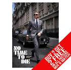 JAMES BOND BB1 NO TIME TO DIE 007 POSTER A4 A3 SIZE PRINT - BUY 2 GET ANY 2 FREE $13.24 AUD on eBay