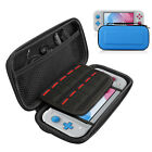 For Nintendo Switch Lite Carrying Case Pouch Travel Bags With 10 Game Cartridge