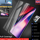 Full UV Glue Curved Tempered Glass Protector For Samsung NOTE 10,10 PLUS+pro UK