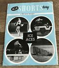 EXC ORIGINAL MGM SHORTS STORY PETE SMITH SPECIALTY ICE ACES PRESSBOOK 1948 HTF