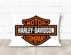 Harley Davidsonn Logo Pillow Case