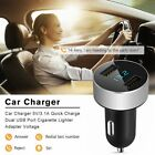 US Victsing T11 Bluetooth FM Transmitter USB Radio Adapter Car AUX Receiver New