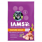IAMS PROACTIVE HEALTH Mature Adult Dry Dog Food for Senior Dogs with Real 29.1
